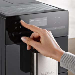 Miele CM 5300 Coffee Machine, DirectSensor Control Panel