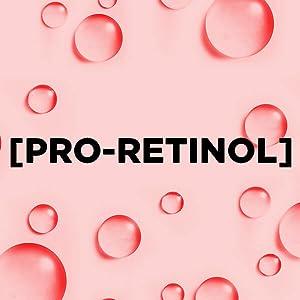 Pro-retinol, retinol, Skincare ingredients