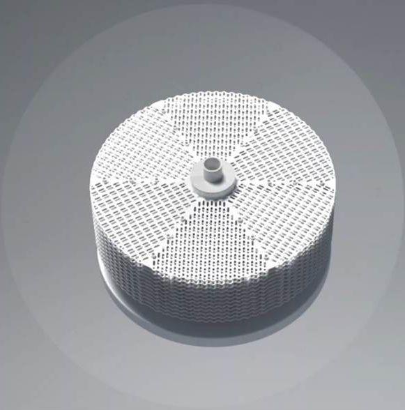 Venta Luftwäscher LW60T, Premium Luftbefeuchter + Reiniger
