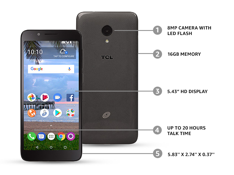 Get the TCL LX