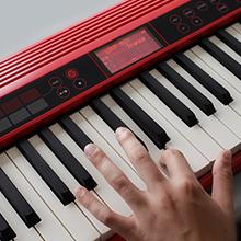 Roland; GO:KEYS; MIDI Keyboard; home production; keyboard; beginner keyboard