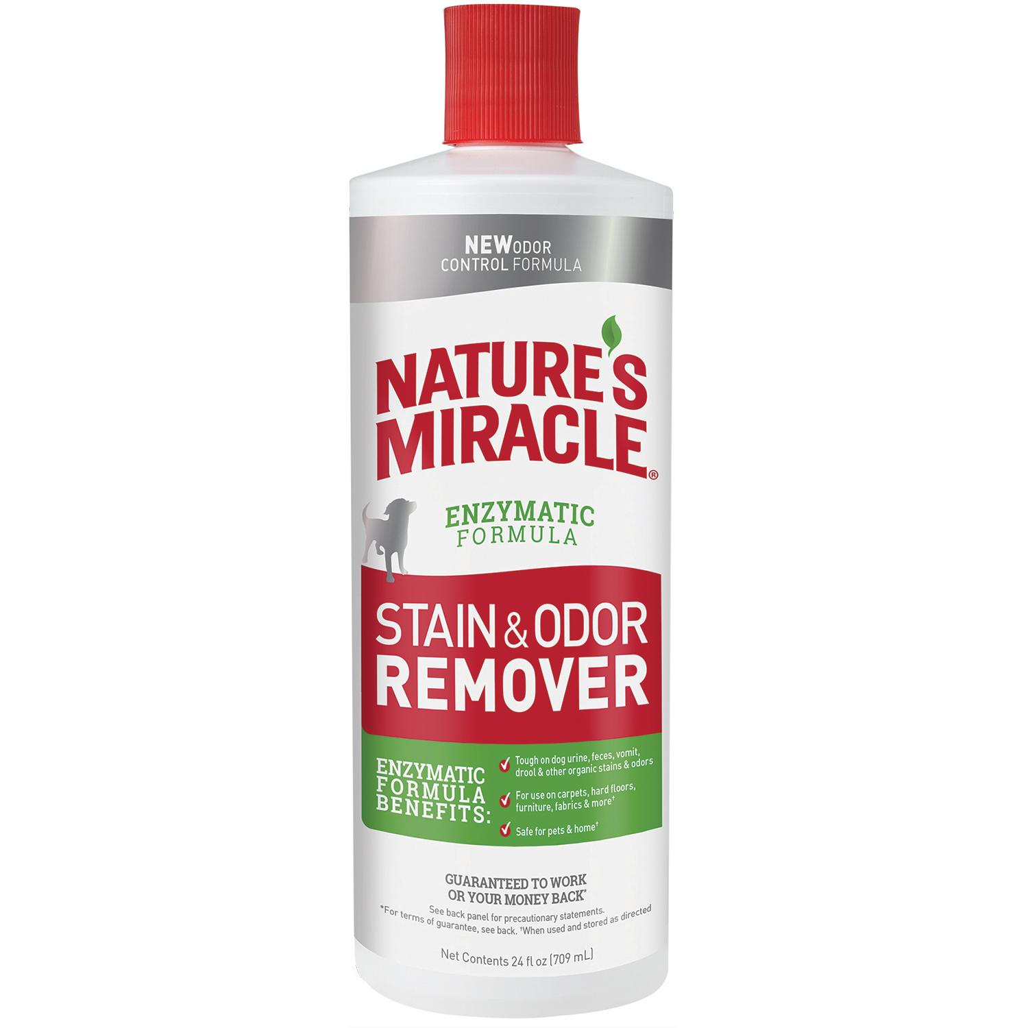 Amazon Com Nature S Miracle Stain And Odor Remover 24 Oz