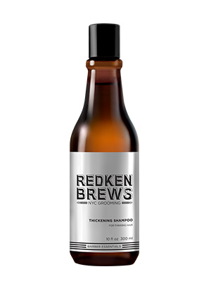 redken brews mens styling man grooming shampoo conditioner hair care