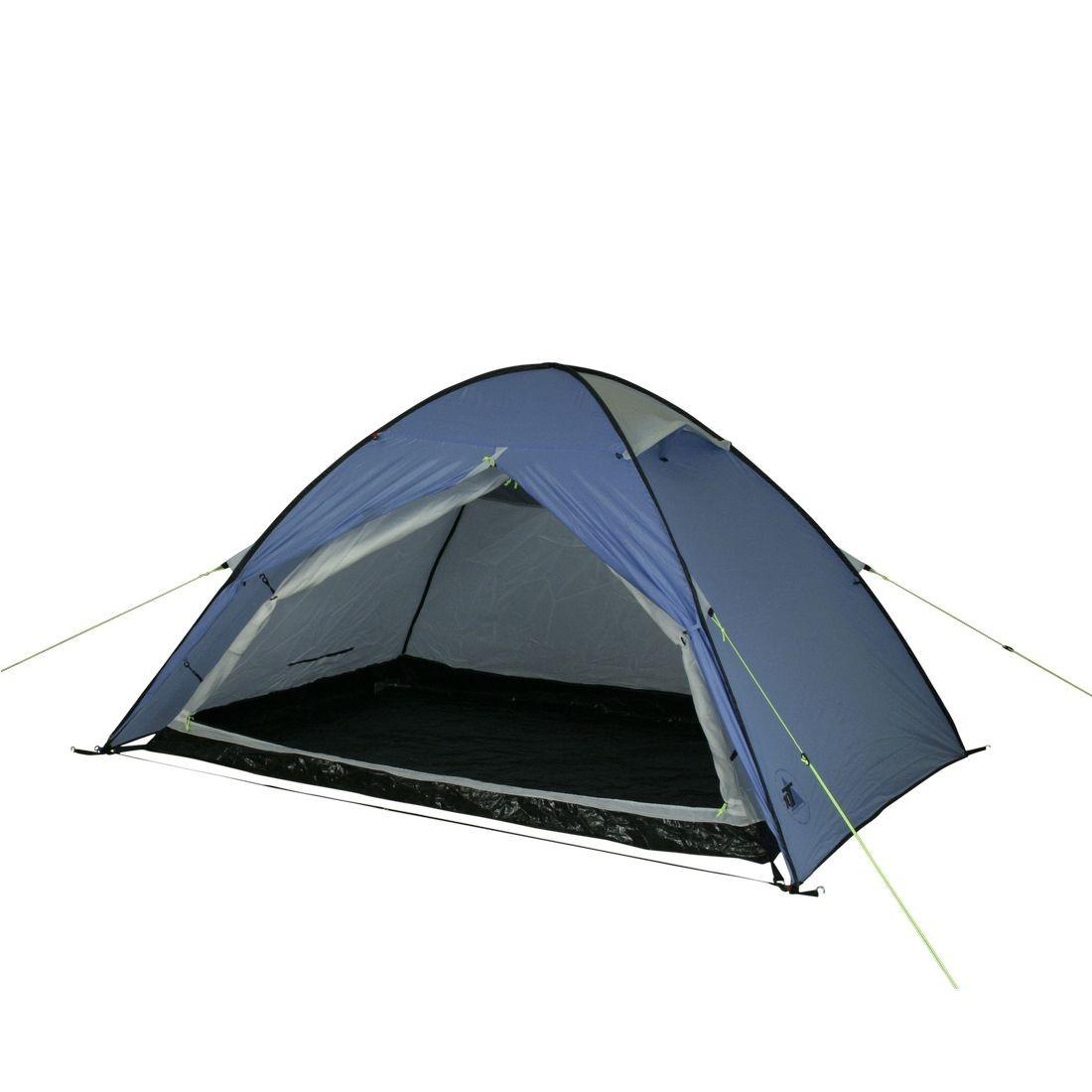10T Campingzelt Easy 2 blaues Pop-Up Wurfzelt