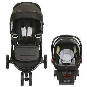 stroller, car seat, travel system