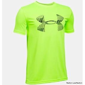Under Armour Jungen Combo Logo Ss T Kurzarmshirt