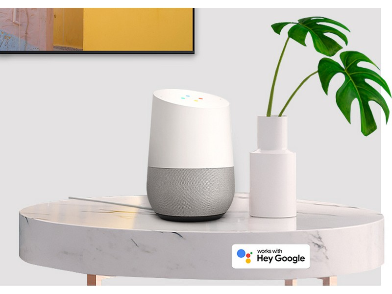 Control your TV with Google Assistant