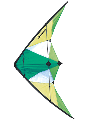 Gr/ün Schildkr/öt 970430 Lenkdrache 133 Stunt Kite