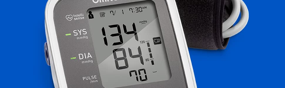 Omron 7 Series Blood Pressure Monitor