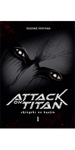 Attack on Titan Deluxe Band 1