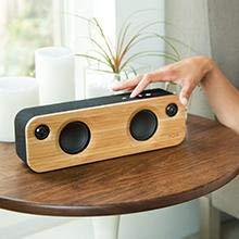 House of Marley Get Together Mini Sistema de audio Bluetooth ...