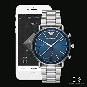 Emporio Armani smart watch, Armani smartwatch, smartwatch, smart watch, touchscreen, apple watch, EA