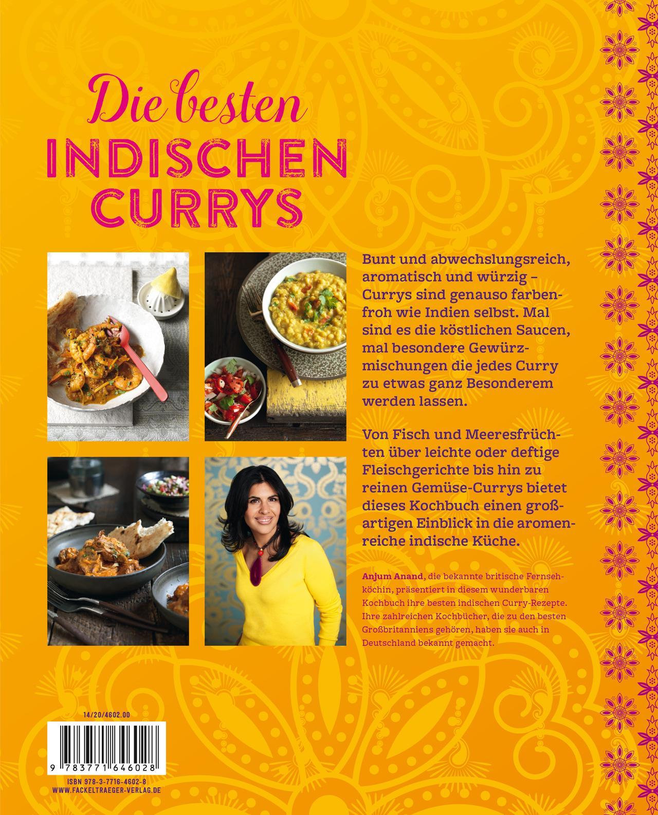 Die besten indischen Currys: Amazon.de: Anjum Anand: Bücher