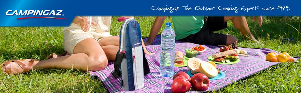 Campingaz Kühltasche Flaschen Kühler für 1,5 Liter Nevera ...