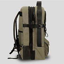 mochila de hombre para avion