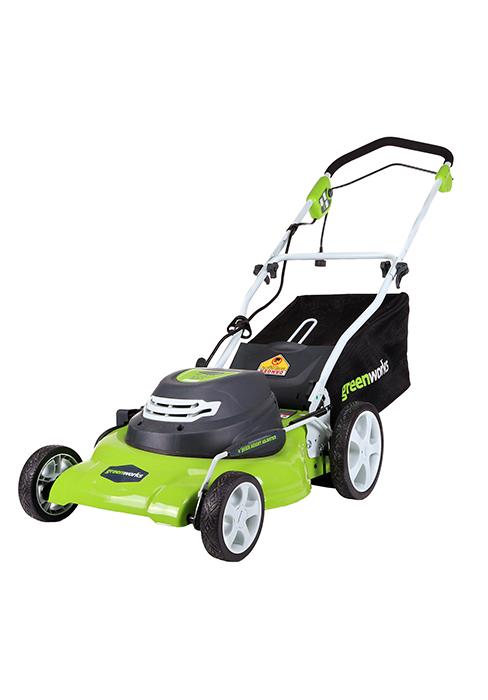 Amazon.com: Greenworks 40V Podadora sin escobillas, Push, 20 ...