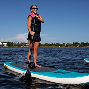 inflatable stand up paddleboard, seachoice