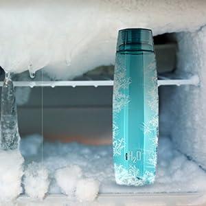 cello, octa, h2o, pet bottle, bottle, fridge, water, beverage, trendy