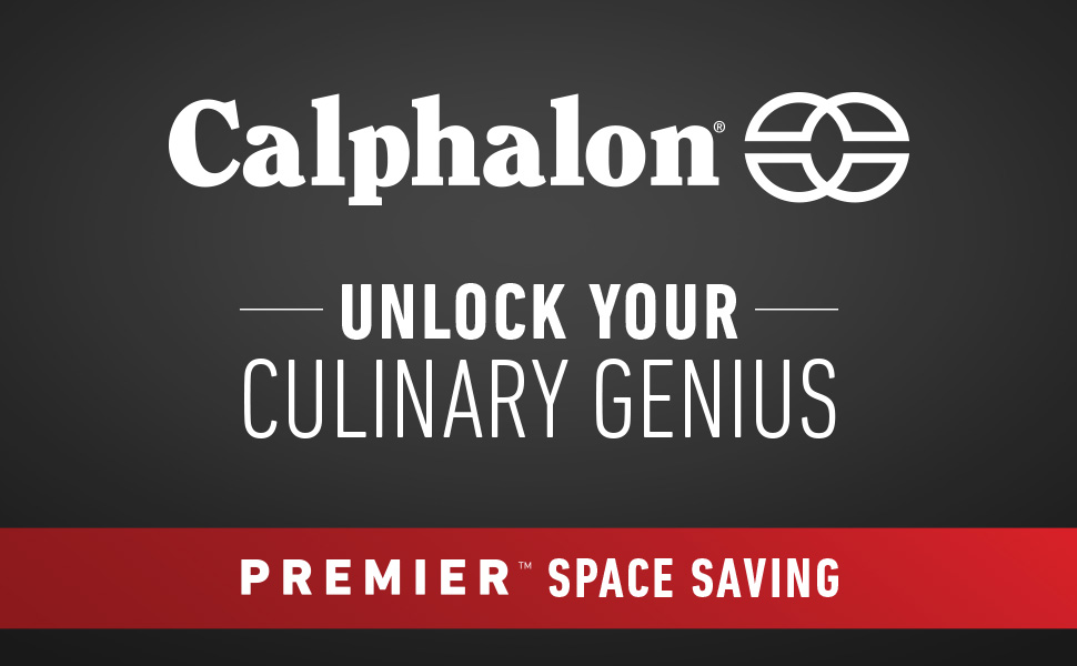 Calphalon Unlock Your Culinary Genius