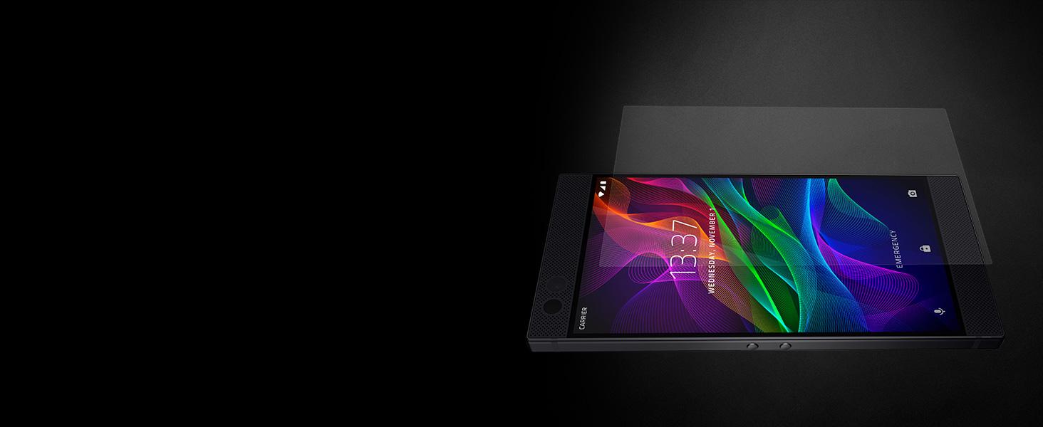 Razer Phone Tempered Glass Screen Protector