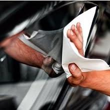 Car glass clean