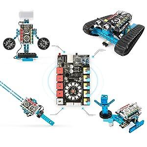 Amazon Com Makeblock Mbot Ranger Programmable Robot Kit Stem