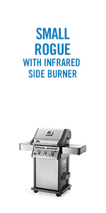 Napoleon Rogue 365 Propane Gas Grill - R365SIBPSS