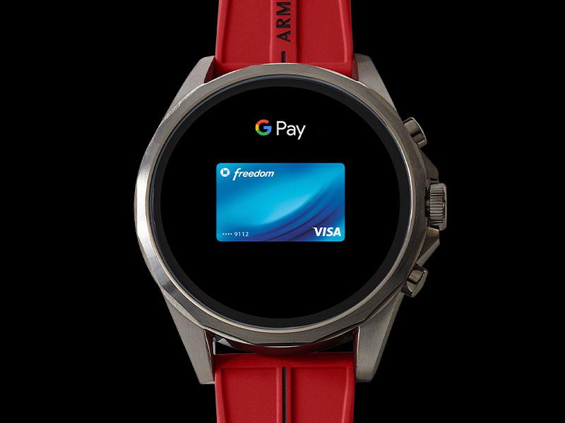 Armani Exchange Smartwatch AXT2000: Amazon.co.uk: Watches