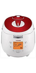 Amazon.com: Cuckoo CRP-G1015F Electric Heating Pressure