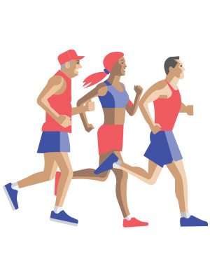 running, teen books, books for teens, young adult, running books
