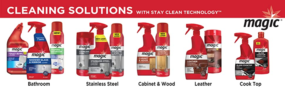Amazon Com Magic Stainless Steel Wipes Removes