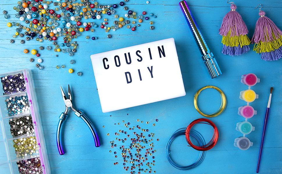 cousin DIy