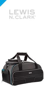 duffel bag anti theft onboard rugged durability maximum storage ile seat carry on luggage