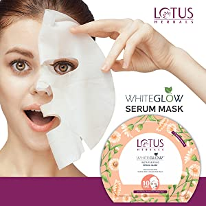 Whiteglow Insta Purifying Sheet Mask