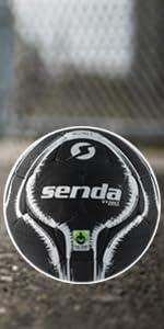 Amazon.com: Senda Vitoria - Balón de fútbol (certificado de ...