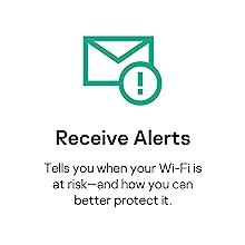 Receive Alerts