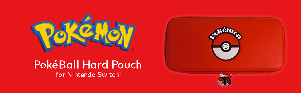 PokéBall Tough Pouch