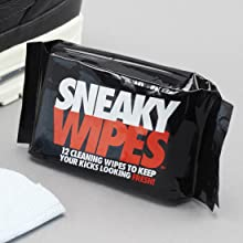 Sneaky Wipes - Salviette per scarpe