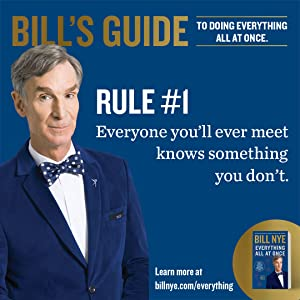 bill nye;science books;everything all at once;gifts for nerds;gifts for kids;bill nye the science