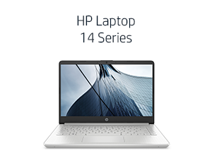 HP Laptop 14 Series