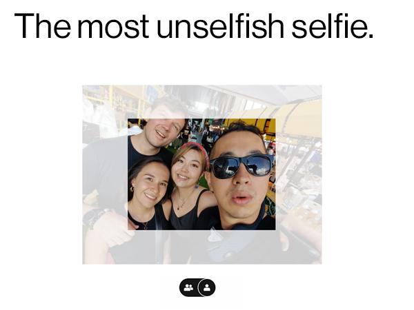 Nord selfie camera