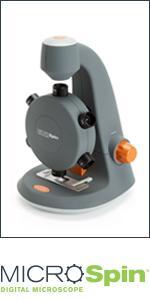 Amazon.com : Celestron 44320 Microscope Digital Kit MDK