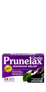 maximum relief tablets for overnight relief from ocassional constipation bloating bowel movement