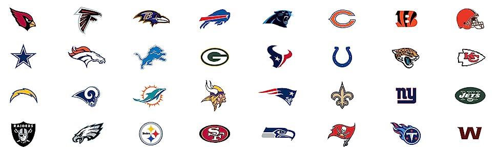 NFL, teams