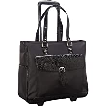 Tote, Laptop, Business, Fashion, Durable, Bag, Carry on, Tote, Faux Leather, Computer Tote, Designer