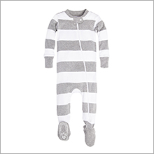 Burt's Bees Baby Organic Clothing Clothes Outfits Newborn Infant Girl Boy Unisex Bodysuits Sleepers
