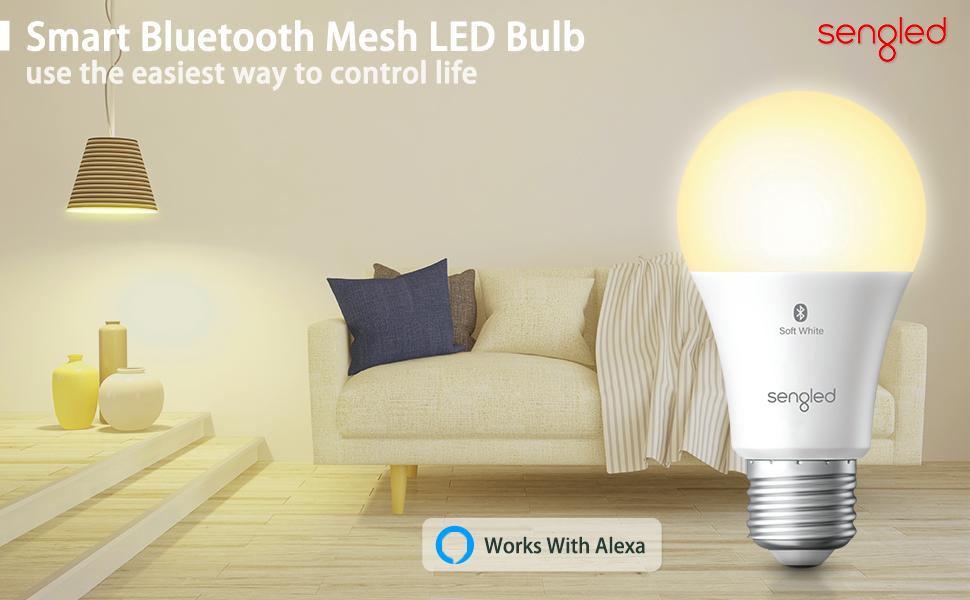 Bluetooth light bulb