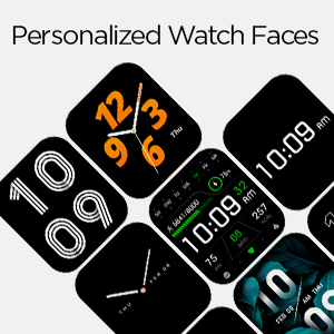 Caras de reloj personalizadas