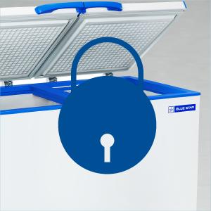Lockable doors