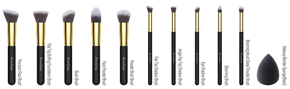 Where To Makeup Brushes Onvacations Image